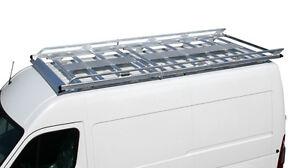 mts dachtr ger echelle aluminium opel vivaro nv400. Black Bedroom Furniture Sets. Home Design Ideas