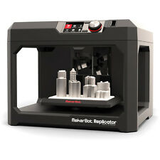 MP05825 MakerBot Fifth Generation Replicator Desktop 3D Printer . REFURBISHED