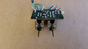 Harman Kardon HK-560 receiver tape copy and tape monitor switches