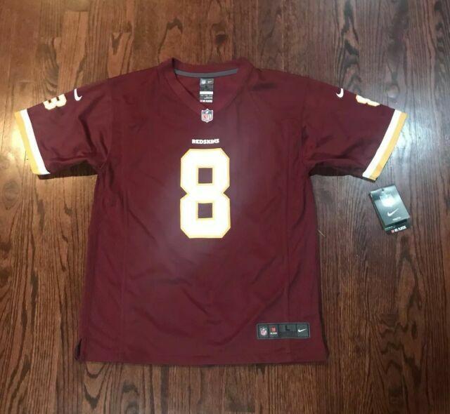Nike Kirk Cousins Washington Redskins Jersey Youth Large