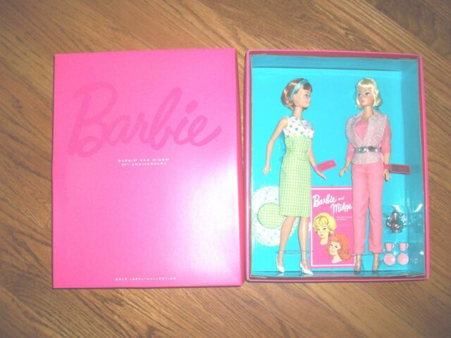 Barbie® and Midge® 50th Anniversary Gift Set