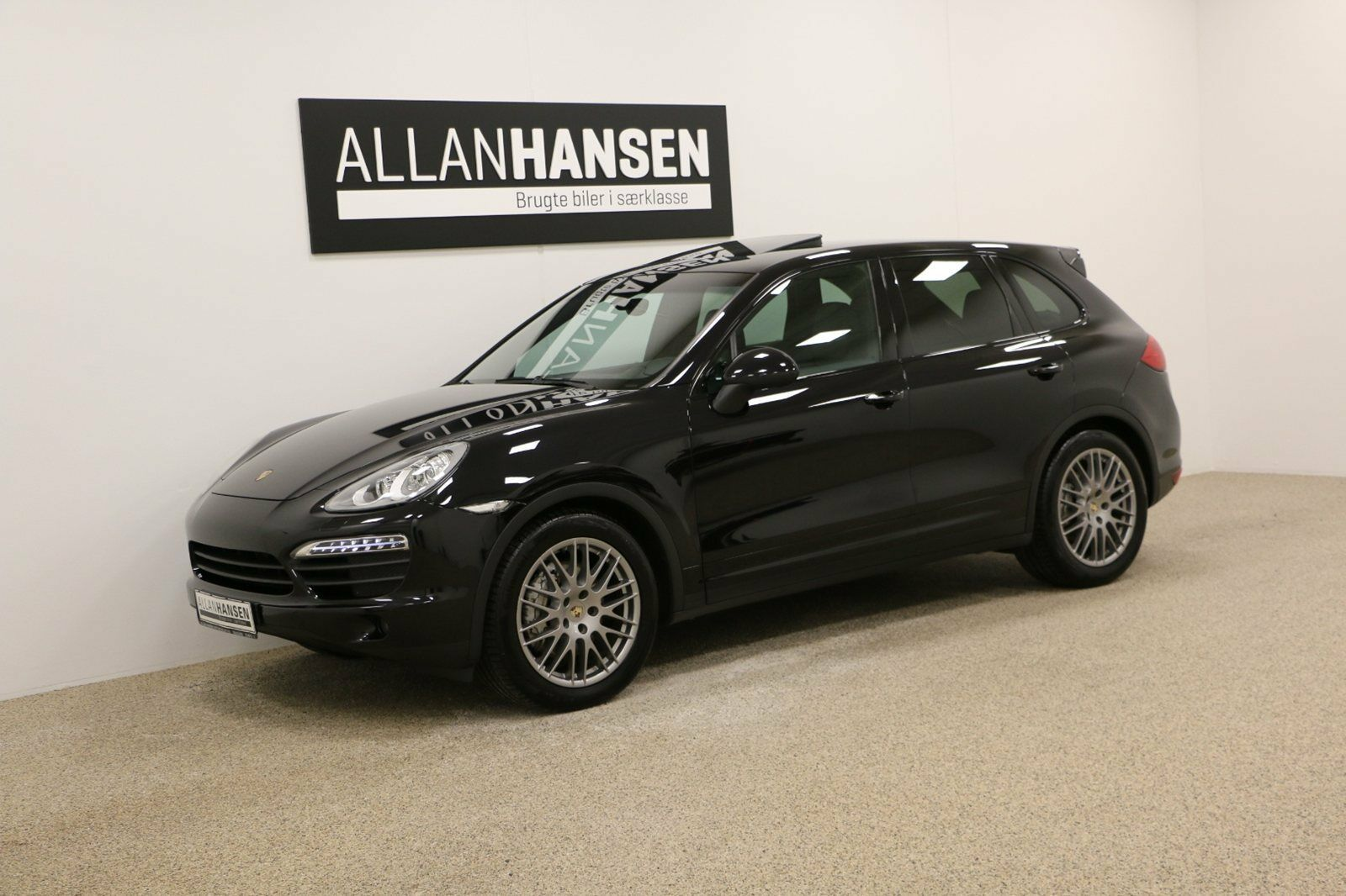 Porsche Cayenne S 4,8 Tiptr. 5d - 549.900 kr.
