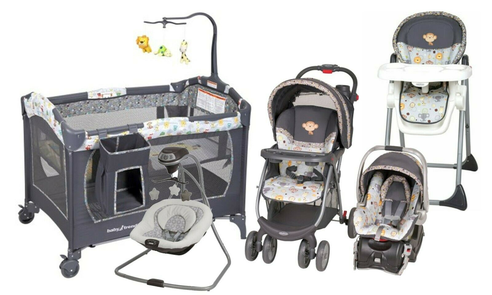 Baby Trend Stroller With Car Seat Ez Ride 35 Travel System Hello