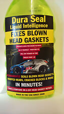 Head Gasket SEALER DURA SEAL permanently  seals BLOWN HEAD GASKET NOW IN THE UK