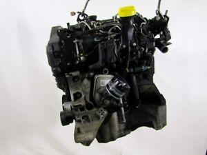 K9KE8 MOTORE RENAULT KANGOO 1.5 66KW  D 5M (2012) RICAMBIO USATO CON POMPA INIEZ