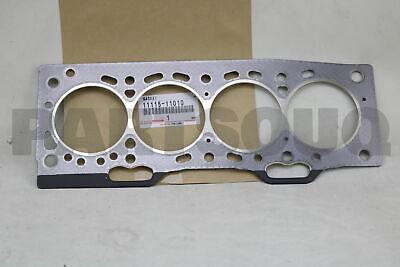 111151701005 Genuine Toyota GASKET CYLINDER HEAD 11115-17010-05