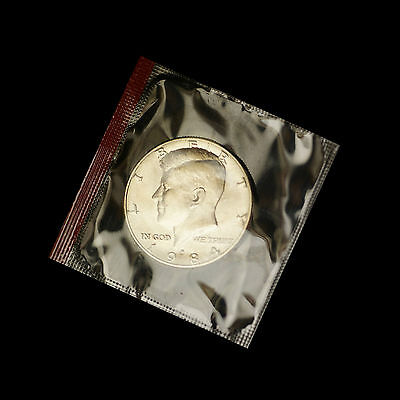 1996 D Kennedy Half Dollar ~ Uncirculated in Original Mint Cello