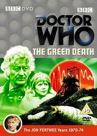 1 of 1 - Doctor Who - The Green Death (DVD, 2004)