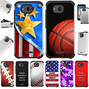 new style 49b93 f7988 Details about FUSION Case For Alcatel Tetra Phone Cover Hybrid Armor K11