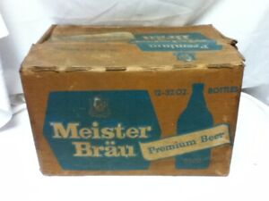 Meister-Brau-Returnable-beer-case-cardboard-12-bottles-32-ounce-empty-OC4