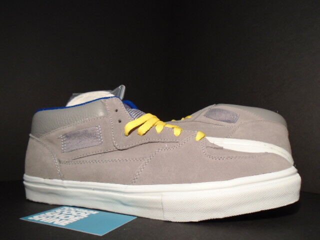 sale retailer befa2 0c3d2 2004 VANS HALF CAB SUPREME SUPREME SUPREME WILD DOVE GREY WHITE LEMON  CHROME YELLOW BLUE NEW