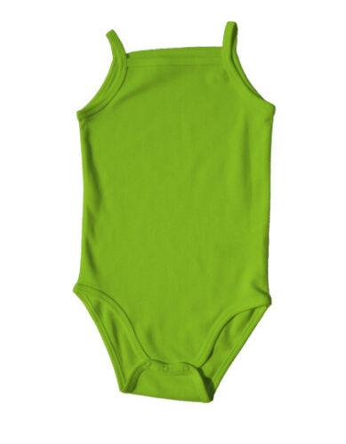 Link Kids Wear Bio Body Singlet ärmelloser Baby Strampler aus Bio-Baumwolle