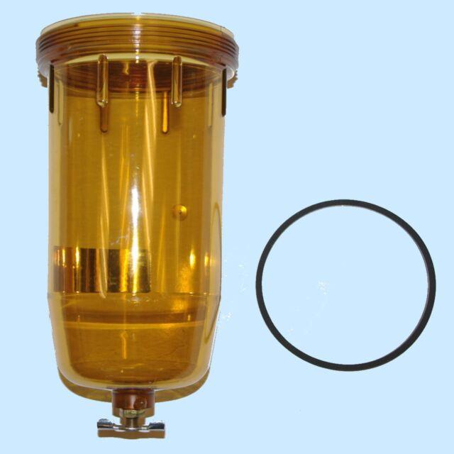Behälter vom Ölabscheider für SUN MRC312 u. MRC334 Klimaservicegerät MRC 334