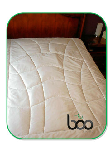 Boo Living Duvet Filled With 100% Bamboo Fibre,FREE BAMBOO Duvet Cover King