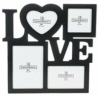 Ganz Wooden Love Cut-out Frame (er34490)