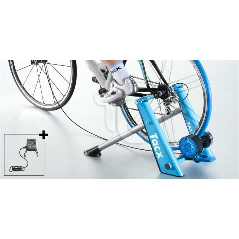 Tacx Trainer Blau Blau Blau MATIC SMART T-2650VP NEU 39c74c