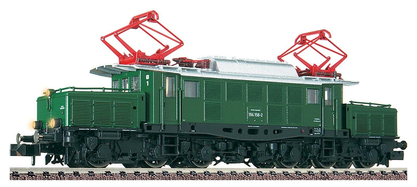 Fleischmann 7394 N-DB 194 158-2 Con DSS In Scatola Originale  Nuovo