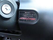 GM LICENSED, 2010 CAMARO SS/RS DASH PLAQUE COMPOSITE *NICE*