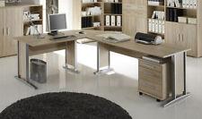 Eckschreibtisch OFFICELINE Winkelschreibtisch Schreibtisch Tisch Büro Sonoma