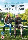 The Student and Mr Henri DVD 5055201834058 Claude Brasseur Noémie Schmidt .