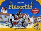Pinocchio: A Three Dimensional Pop-up Book by Giunti Editore (Hardback, 2009)