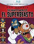 Haunted World of El Superbeasto 0013138311887 Blu Ray Region a