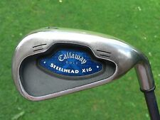 Callaway X-16 Mens 4 Iron System CW75 Regular Graphite ~USED~