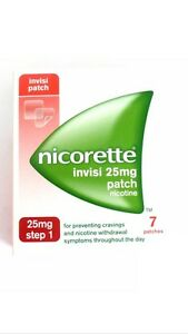 Nicorette invisi patch 25mg reviews on wen