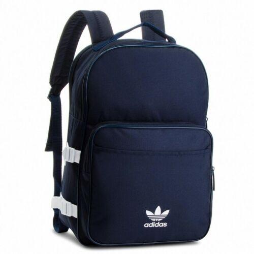 adidas Originals Backpack School Bag Sports Gym College Navy Rucksack Unisex NEW