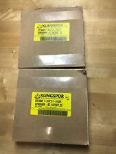 100 Sheets Klingspor 7 316 X 7 14 0290080f Sandpaper Lot New