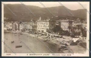 Genova-Santa-Margherita-Ligure-Foto-cartolina-ZQ9259