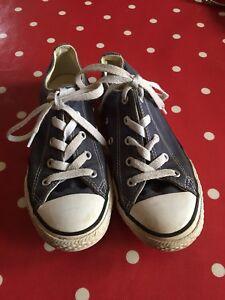 Enfants 2 All Stars Taille Bleu Converse BFSCH1Ewqc