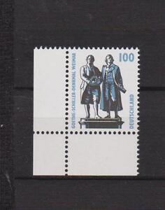 BRD-1997-postfrisch-Nr-1934-A-Eckrand-aus-Bogen-Sehenswuerdigkeiten-SWK