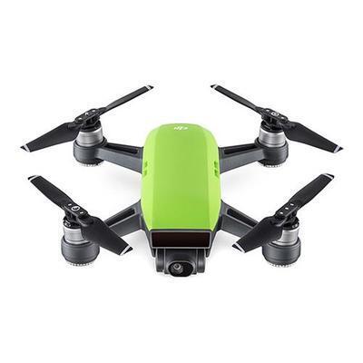 DJI Spark Mini Drone Meadow Green + Kingston 32GB Class10 MicroSD Card AU Stock