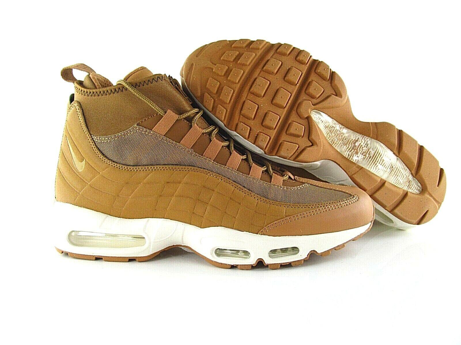 2c98955e2d0 Nike Air 95 Sneakerboot Wheat Pack US_8 10 11 Eur_41 44 45 Max Brown ...