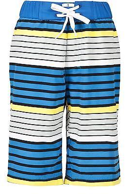 Шорты для плавания в голубую полоску Color Kids