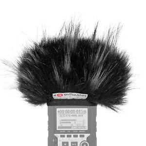 Gutmann microfono antivento per Olympus ls-12 Premium Grey
