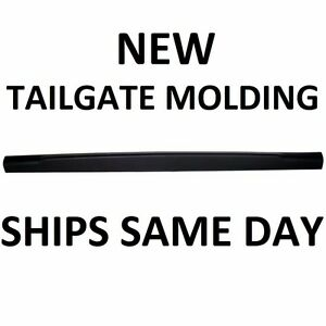 NEW Tailgate Top Protector 2007 2016 Ford SUPER DUTY F250 F350 Truck Molding Cap
