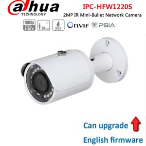 Dahua IPC-HFW1220S 2MP IR30 POE IP67 Bullet Network Camera 2.8mm CMS DMSS OEM