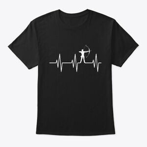 Archery-Heartbeat-Hanes-Tagless-Tee-T-Shirt
