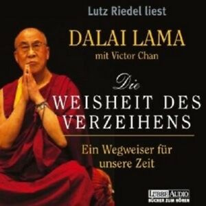 DALAI-LAMA-DIE-WEISHEIT-DES-VERZEIHENS-6-CD-NEW