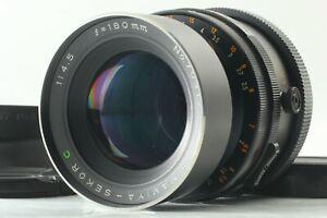 EXC-4-con-cappuccio-Mamiya-Sekor-C-180mm-F-4-5-Lente-per-RB67-Pro-S-dal-Giappone-SD