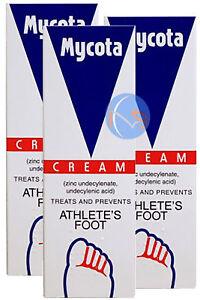3-x-Mycota-Athletes-Foot-Cream-25g-Treatment-for-Athletes-Foot-Antifungal-Crea