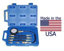DELUXE US MADE COMPRESSION TESTER KIT - Hoses and quick-coupler design