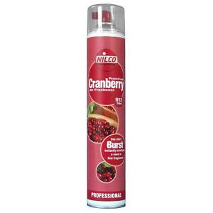 Nilco-Professional-Power-Fresh-Lufterfrischer-Cranberry-750ml-fuer-industriellen-Einsatz