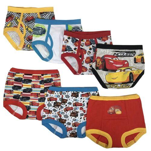 Disney Boys Toddler Mickey 3pk Training Pants /& 4pk Briefs