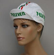 Retro Berretto 7-eleven bianco / verde