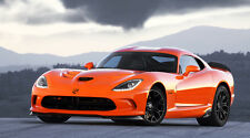 NEW! 2017 DODGE VIPER CONCEPT CAR POSTER PRINT 20x36 HI RES