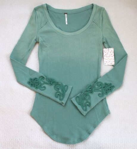 Free Medium People The Ombre Masquerade We Thermal Cuff Green Nwt ZdqpwnCxZ