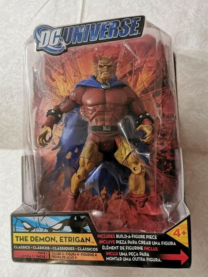 Dc Universe classeics Demon Etrigan cifra, very cool, gratuito shipping